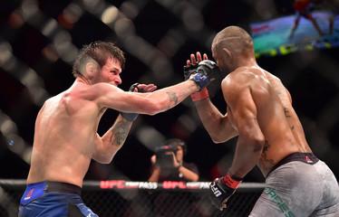 MMA: UFC Fight Night-Belem-Moraes vs Means