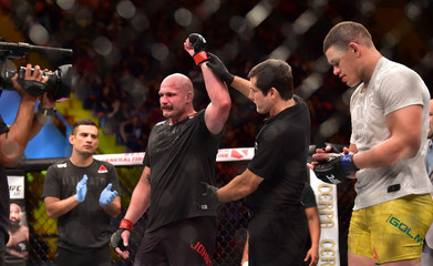 MMA: UFC Fight Night-Belem-Johnson vs Golm