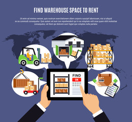 Search Warehouse For Rent Composition