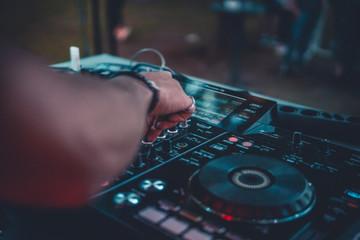DJ bei de Arbeit