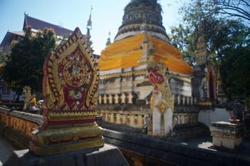 Wat Chai Mongkhon - Bai Sema