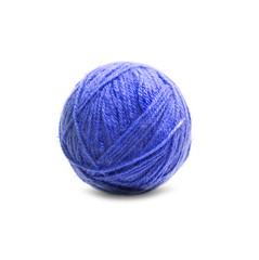 Ball of Threads wool yarn