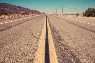 Route 66 in California, Retro Style