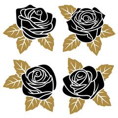 Roses set 001