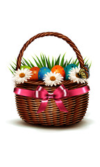 Basket Easter