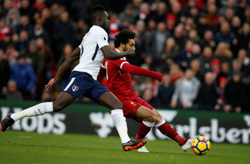 Premier League - Liverpool vs Tottenham Hotspur