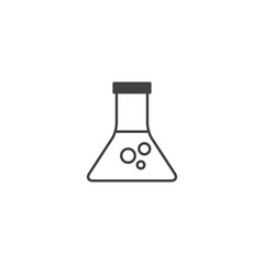 lab icon. sign design