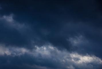 Textur Hintergrund dramatische Wolken