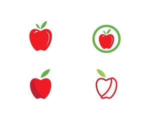 Apple vector illustration