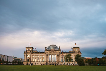 The building of the Reichstag is the building of the state assembly of the Bundestag. The Reichstag...