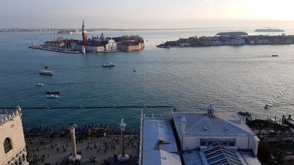 San Giorgio Maggiore, Venise, Italie