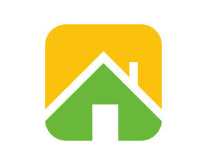 roof housing home residence residential residency real estate image vector icon 1