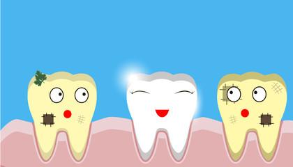 brushing teeth, toothbrush, bulbs, teeth, health