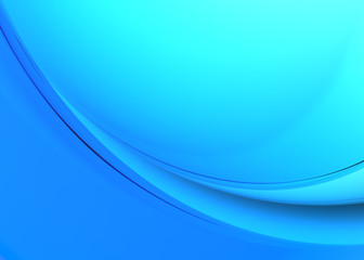 modern blue aqua abstract background