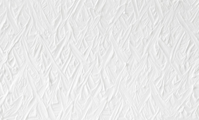 The texture of white is painted in colors, handmade. Gray background with stripes and patterns for a greeting card for a wedding with a picture of a continuous line.