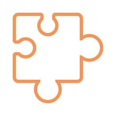 Puzzles pieces design
