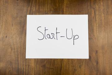 start-up créer et entreprendre