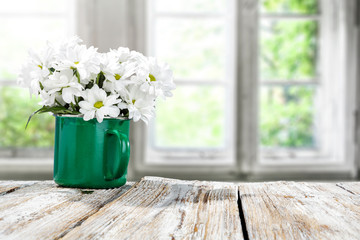 table background and spring time