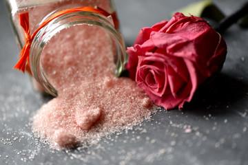 Fête de la Saint-Valentin sucrée