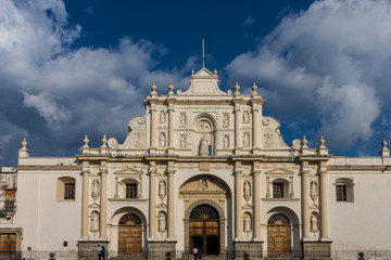 Cathédrale Saint-Joseph d'Antigua Guatemala