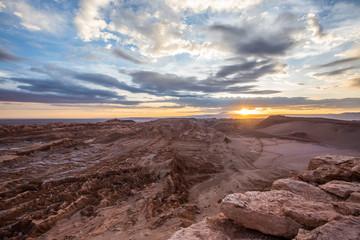 hile, Región de Antofagasta, Collo, San Pedro de Atacama, Atacama Wüste, Das Valle de la Luna