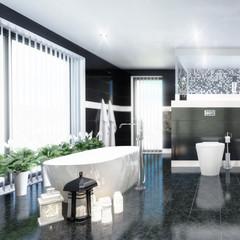 Luxury Bathroom (focus)