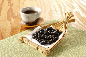 黒豆 黒豆茶