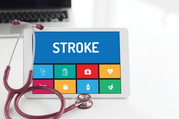 HEALTH CONCEPT: STROKE