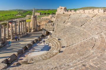 ドウツガのローマ遺跡