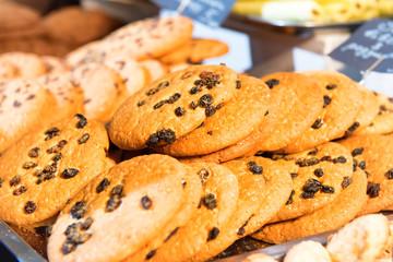 Chokolate cookies