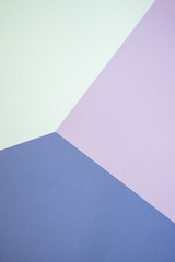 Lavander and blue color paper, abstract background