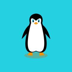arctic cartoon penguin