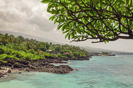 Nice place for swimming in Moroni, Comoros