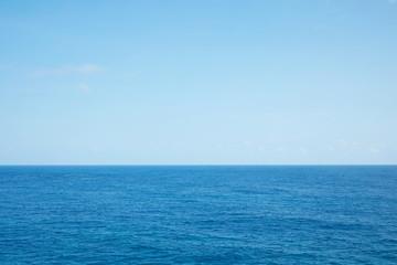 Poster Mer / Ocean 海 水平線