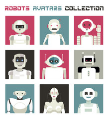 Robots Avatars collection