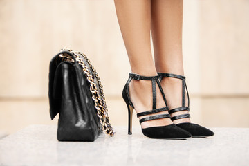 Accessoire d'une blogger mode