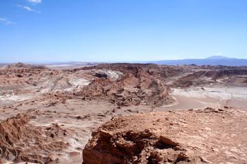 Death Valley (Valle de la Muerte), Atacama, Chile.