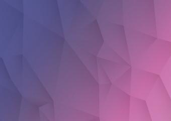 Ultra Violet streszczenie trójkątny tło.