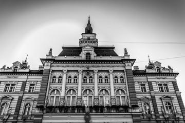 Town house in Novi Sad