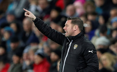 FA Cup Fourth Round Replay - Swansea City vs Notts County