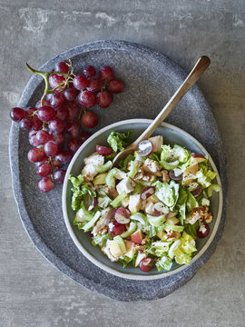 Post Thanksgiving Waldorf Salad