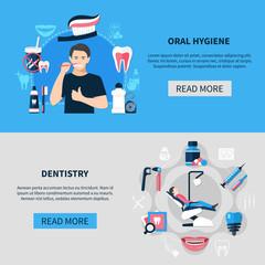 Dental Horizontal Banners