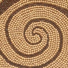 Longan for decorative pattern background