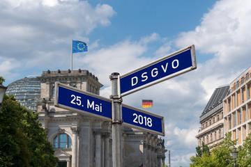Wegweiser DSGVO Datenschutz Grundverordnung - 25. Mai 2018