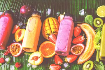 Smoothie (Obst Getränk)