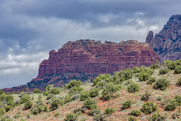 """Changing Weather In Sedona"""