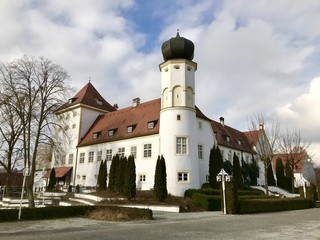 Schlosshotel in Neufahrn (Niederbayern, Bayern)
