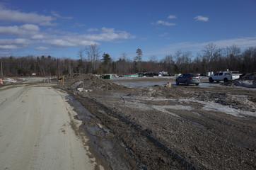 Construction Site Development