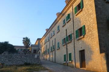 Randa,localidad perteneciente a la Algaida, en  Mallorca, comunidad autónoma de las Islas Baleares (España)