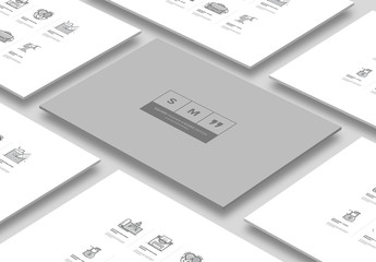 8 Detailed Design and Finance Icons 1